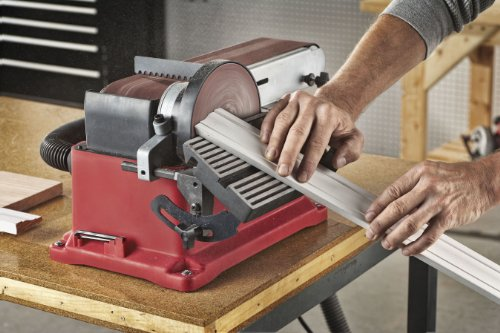 Find Bargain SKIL 3376-01 4-Inch x 36-Inch Belt/Disc Sander