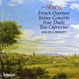 Bach: French Overture/Italian Concerto/Four Duets/Two Capriccios