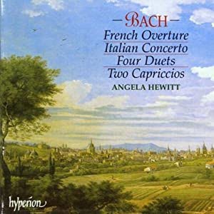 Bach: Italian Concerto & French Overture
