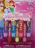 Disney Princesses of the Week Lip Gloss Tubes (Set of 7)