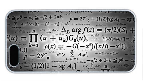 Hipster Iphone 5 Sale Cover Calculation Formulae Pc White For Apple Iphone 5/5S front-883979