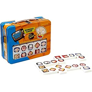 Click to buy Family Guy games: Dominoes from Amazon!