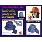 Pop up Hat Fisher Cap ~ Genji Sports