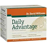 Dr. Williams' Daily Advantage Multi-Nutrient Vitamin Supplement, 60 packets (30-day supply) *