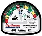 OptiMate Test - Cranking Power Percen...