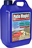 Patio Magic! 5 Litres Liquid Concentrate Mould, Algae and Moss Killer