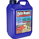 Patio Magic! 5 Litres Liquid Concentrate Mould, Algae and Moss Killerby Scotts Miracle-Gro