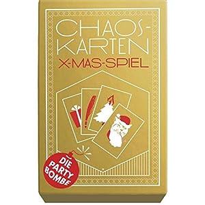 Chaoskarten: X-mas-Spiel - Der Partyhit