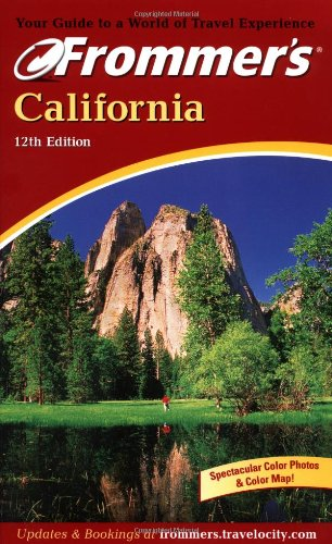 Frommer'S California (Frommer'S Complete Guides)