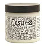 Ranger 1-Piece Ranger Tim Holtz 4 oz Rock Candy Distress Crackle Paint