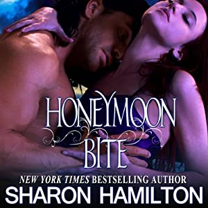Honeymoon Bite: Golden Vampires of Tuscany, Book 1 | [Sharon Hamilton]