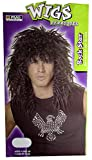 Paper Magic Group Men Rock Star Wig Halloween Costume Accessory