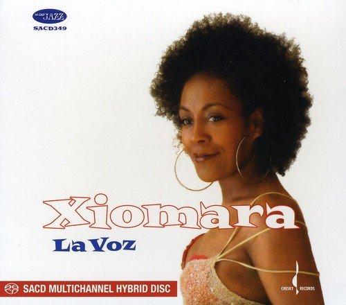 SACD : Xiomara Laugart - La Voz (SACD)
