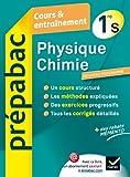echange, troc Joël Carrasco, Gaëlle Cormerais - Physique-Chimie 1re S - Prépabac Cours & entraînement: Cours, méthodes et exercices - Première S