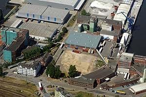 MF Matthias Friedel - Luftbildfotografie Luftbild von 1. Hafenstraße in Heimfeld (Hamburg), aufgenommen am 05.07.06 um 15:36 Uhr, Bildnummer: 3968-34, Auflösung: 4288x2848px = 12MP - Fotoabzug 20x30cm