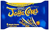 McVitie's 5 Jaffa Cakes Cake Bars 170 g (Pack of 6)