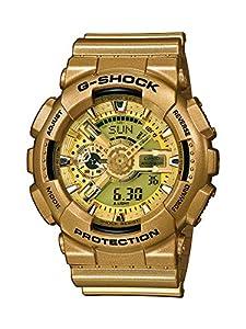 Shock GA-110GD-9AER Gold Edition G-Shock Uhr Watch Montre Orologio