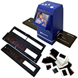 Wolverine F2D300 7.3MP 35mm Slides and Negatives to Digital Image Converter (Blue) ~ Wolverine