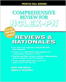 Prentice Hall's Reviews & Rationales: Comprehensive NCLEX