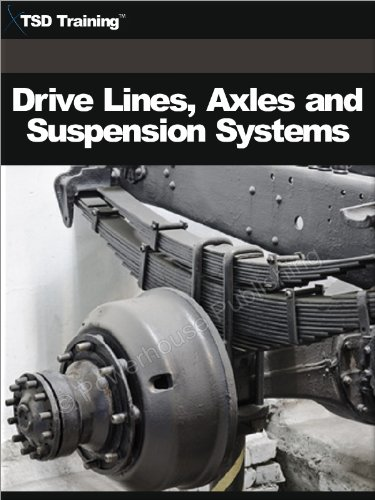 Auto Mechanic - Drive Lines Axles and Suspension Systems (Mechanics and Hydraulics) PDF