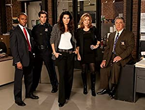 Rizzoli and Isles Customized 18x14 inch Silk Print Poster/WallPaper Great Gift