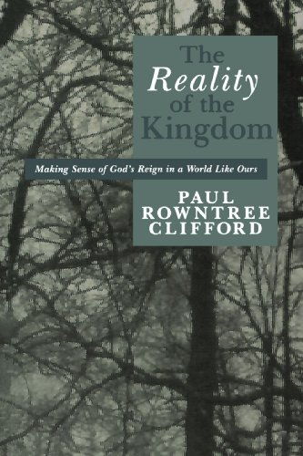 The Reality of the Kingdom, Mr. Paul Rowntree Clifford
