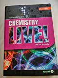 img - for Leaving Certificate Chemistry Live 2nd Edition by Folens book / textbook / text book