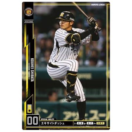 オーナーズリーグ 16弾/OL16 054/阪神タイガース柴田講平NB