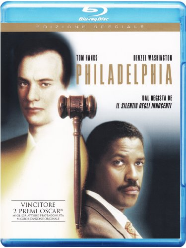 Philadelphia (edizione speciale) [Blu-ray] [IT Import]
