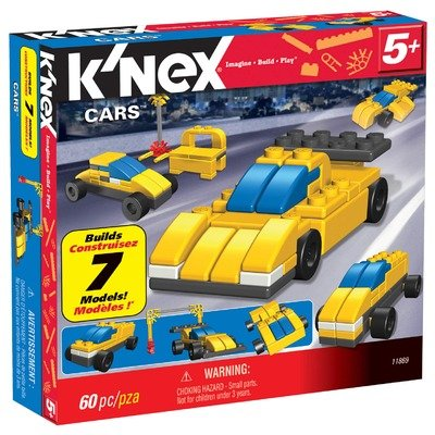Cars K'nex Building Set