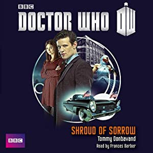 Shroud of Sorrow Audiobook