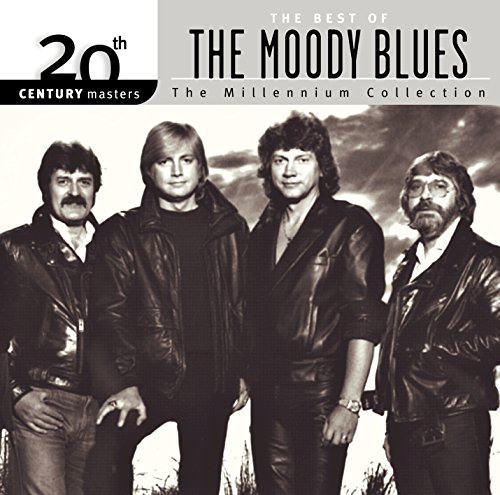 20th Century Masters: The Millennium Collection: Best Of The Moody Blues (Best Of The British Blues compare prices)