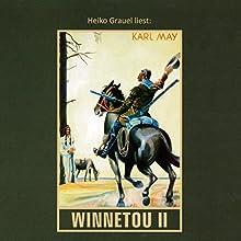 Winnetou II Hörbuch von Karl May Gesprochen von: Heiko Grauel