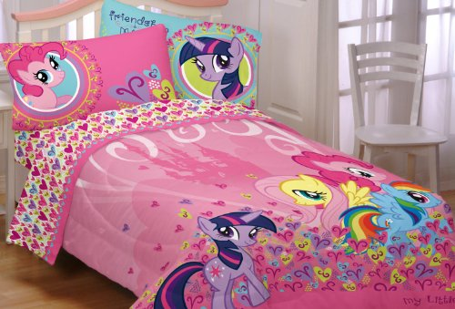 Princess Themed Bedding Set It Consists Of Quilt Cover