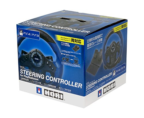 [PS4/PS 3 correspondence] Steering controller for PlayStation (R) 4