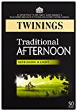 Twinings Traditional Afternoon 50 Teabags