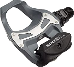 SHIMANO SPD SL R 550 PEDALS WITH CLEAT