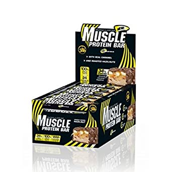 All Stars Muscle Protein Bar (30 x 80g Box) BIG BOX