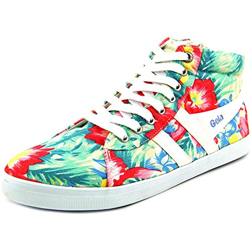 Gola Lily Hibiscus Women US 6 Multi Color Sneakers