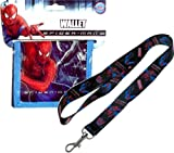 Marvel Comics Spider-Man Wallet and Lanyard Set