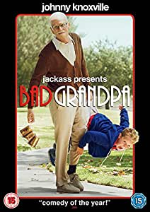 Jackass Presents: Bad Grandpa [DVD]