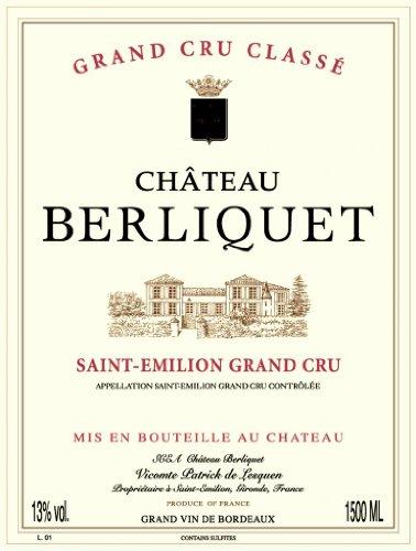 2004 Château Berliquet Saint-Émilion Grand Cru 750 Ml