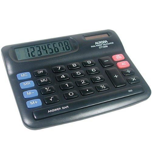 Low Vision Desk Top Solar CalculatorB00011RJU2 : image