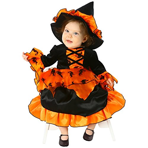 Amelia Witch Baby Costume - Newborn Small