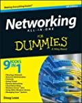 Networking All-in-One For Dummies (Fo...