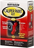 Rust-Oleum Automotive 257169 Caliper Kit, Red