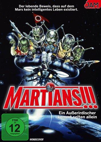 Martians-Ein Ausserirdischer [Import allemand]