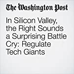 In Silicon Valley, the Right Sounds a Surprising Battle Cry: Regulate Tech Giants | Elizabeth Dwoskin,Hamza Shaban
