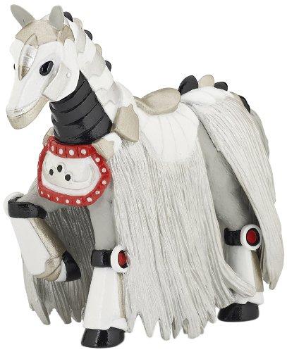 Papo Cyberknight Horse Warrior