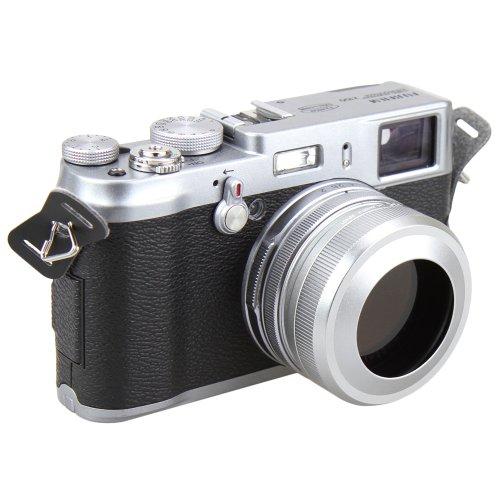 FUJIFILM X100s / X100 対応レンズフード シルバー (JJC LH-JX100II)
